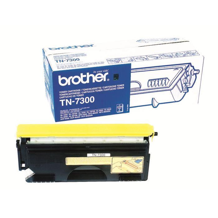 Заправка картриджа Brother TN-7300