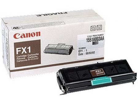 Заправка картриджа Canon FX-1