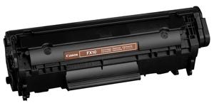 Заправка картриджа Canon FX-10