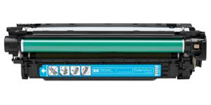 Заправка картриджа HP CE401A