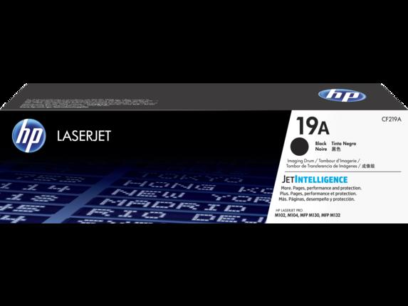 Заправка картриджа HP CF219A